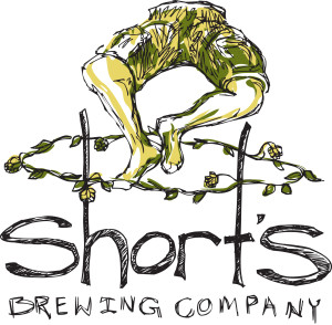 Short's Brewing Company - 3 Color Main Logo - without Brewing Co
