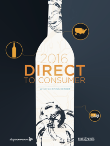 2016 Direct to Consumer Wine Report Stocki Exchange