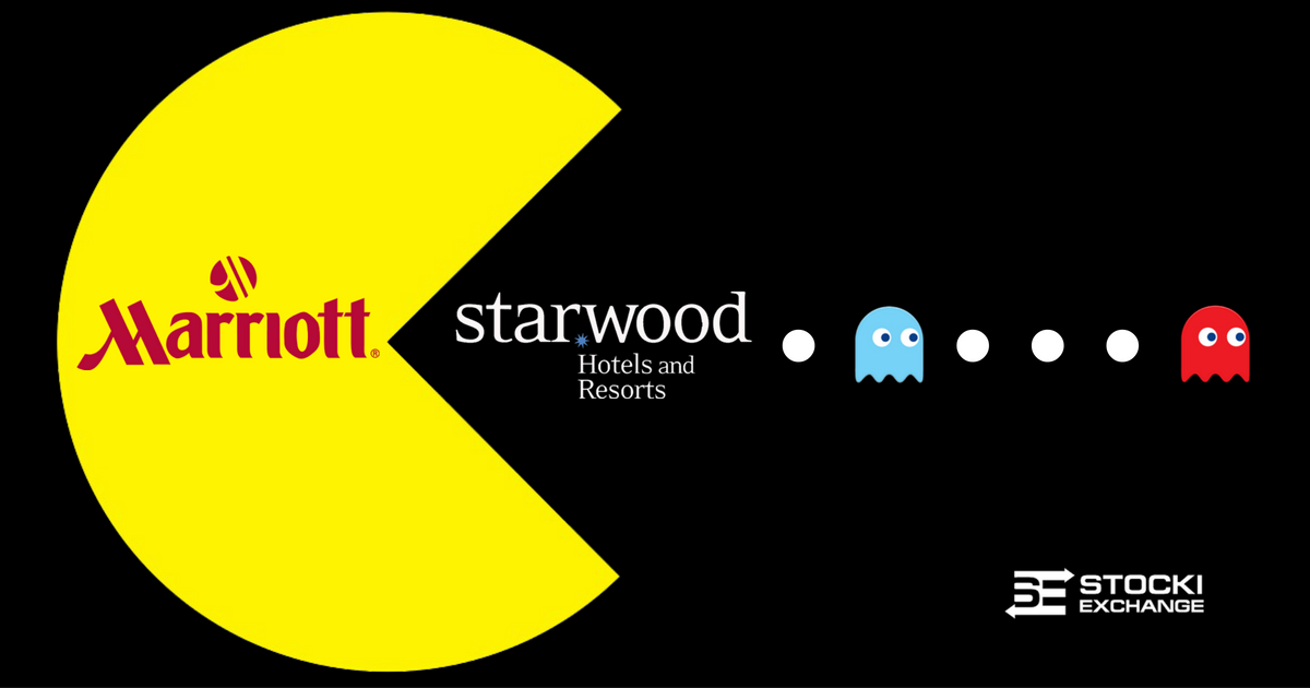 Marriott Buys Starwood What It Means For The Travel Industry