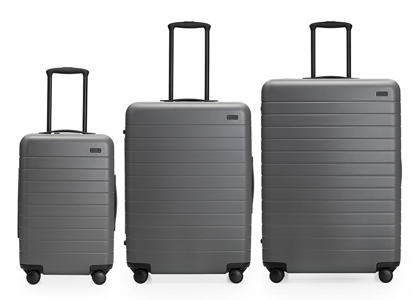 Away Carry On Luggage Set