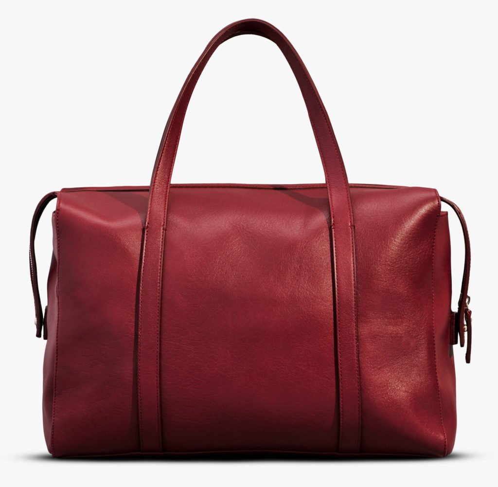 Shinola Womens Zip Satchel