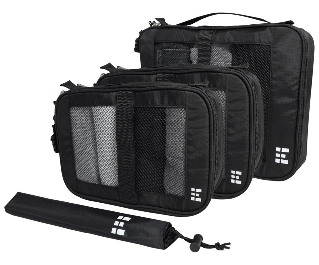 ZeroGrid Compression Packing Cubes