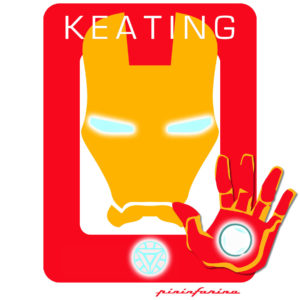 The Keating Hotel Live Like Iron Man Package