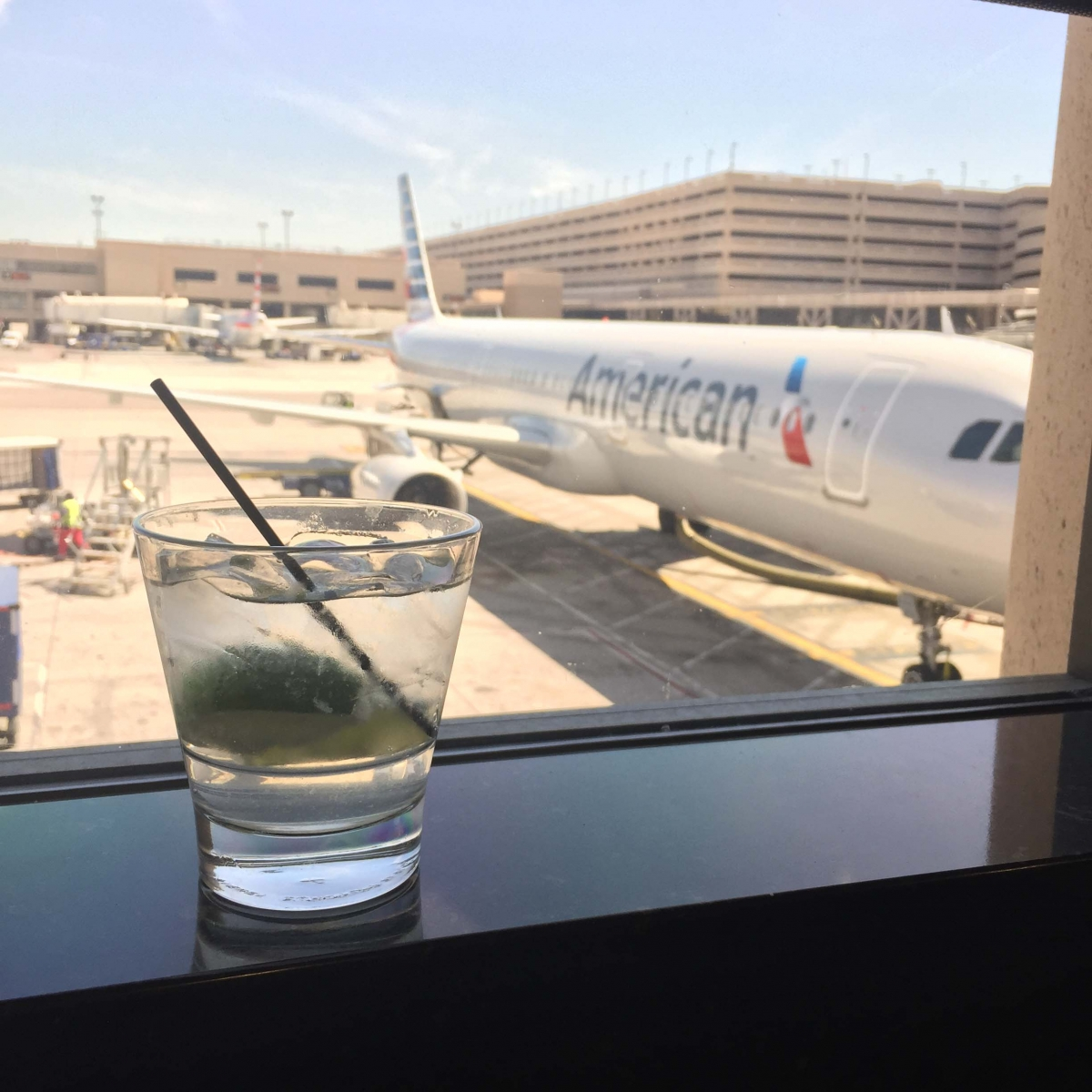 American Airlines Admiral Club 1